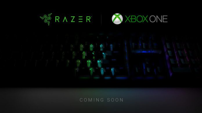 Razer Mouse and Keyboard Coming to Xbox One
