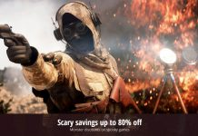 Battlefield 1 Halloween Scary Sale 2