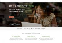 BetterHelp - Homepage