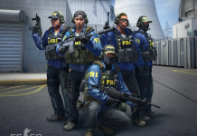 Counter Terrorists FBI Re-skin