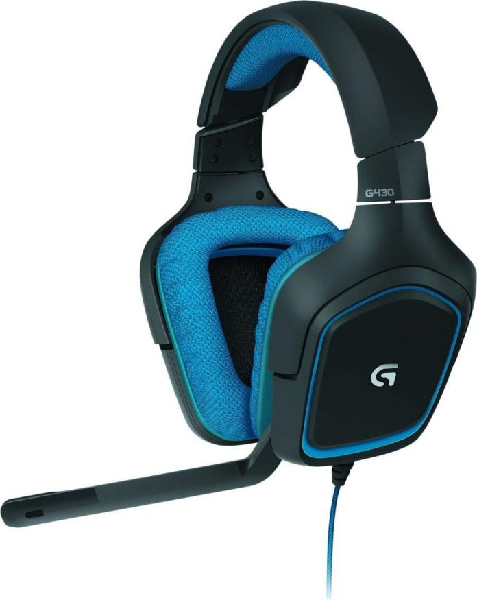 Logitech G430 7.1 Surround Sound Headset - 1