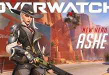 Ashe Hero 29 - Overwatch