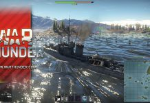 Maters of the Sea Update - War Thunder
