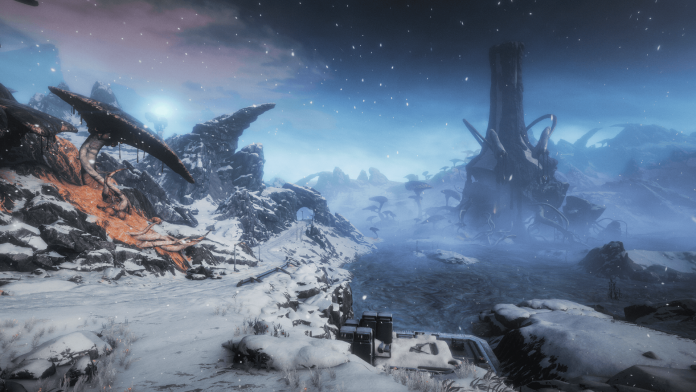 Fortuna Orb Vallis Warframe