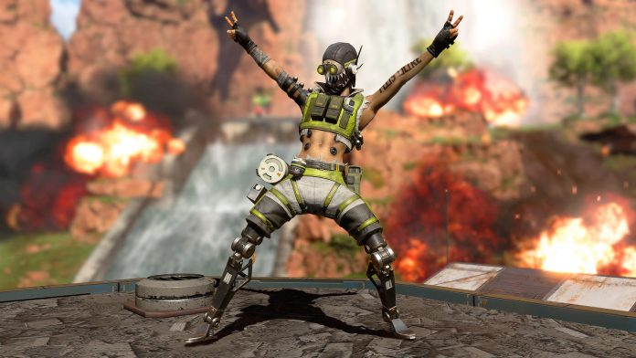 Octane and Wild Frontier Battle Pass 19 March 2019 @ 5pm UK