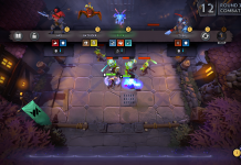 Anti Mage and Tiny - Dota Underlords